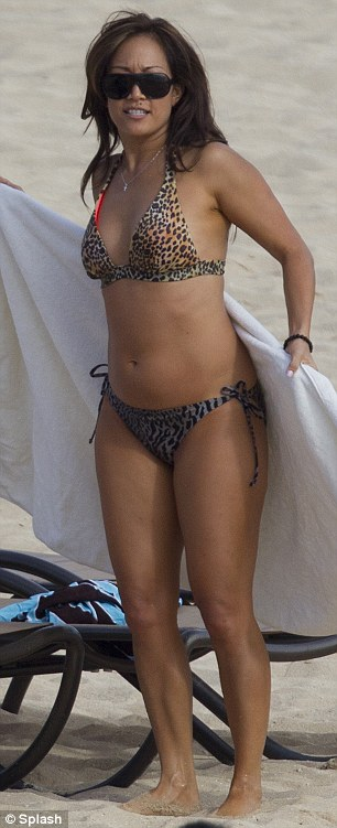 Carrie ann inaba sexy