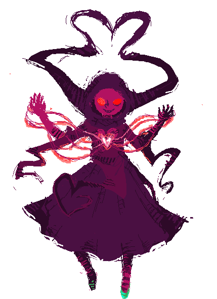 Witch of heart